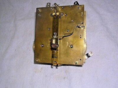 Clock  Parts ,  Brass  Clock Movement ,  G W O