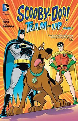 Scooby-Doo Team-Up by Sholly Fisch New Paperback Book
