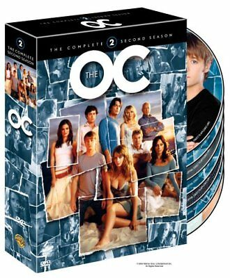 THE O.C. - The Complete Second Season 2 - Brand NEW Sealed 7 DVD Set!