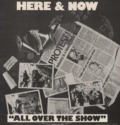Here & Now - All Over The Show LP NEW / ORIGINAL 1979 ISSUE UK psych prog rock