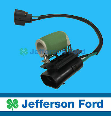 Genuine Ford  Falcon Ba Bf Fg & Territory Sy Sz Radiator Cooling Fan Resistor