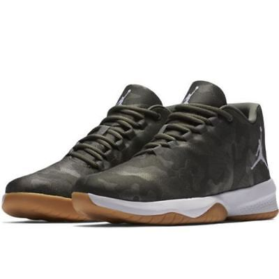 c5f6f59f81b NIKE AIR JORDAN B. FLY MENS SHOES RIVER ROCK WHITE STUCCO  881444-051  Size  10 -  58.99