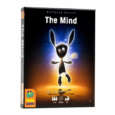The Mind Card Game NEW
