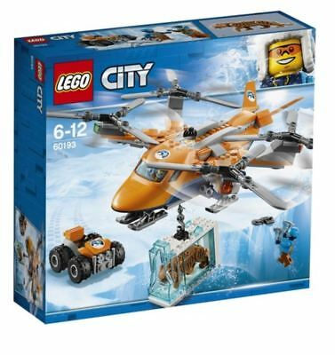 [LEGO] City Arctic Air Transport 60193 2018 Version Free Shipping