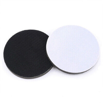 6'' 150mm Soft Cushion Interface Pad For Hook & Loop Sanding Disc Backing Pads