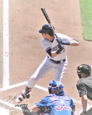 Christian Yelich Milwaukee Brewers Original Action Pic Var Sizes & Options 2018
