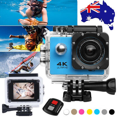 SJ9000 Ultra HD Diving Action Camera Wifi Remote Water Sports DVR Camcorder 720P