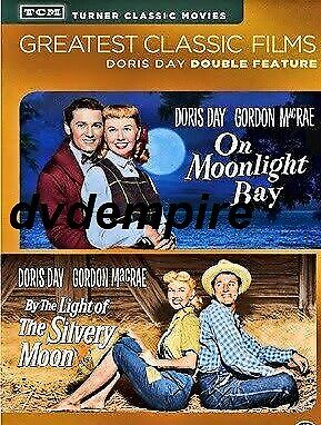 On Moonlight Bay & By The Light Of The Silvery Moon DVD Doris Day New Sealed