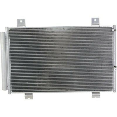 New Ac Condenser With Receiver Drier Fits 2008-2013 Toyota Highlander To3030311