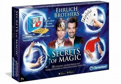 Secrets of Magic (Zauberkasten) (Spielware) NEU