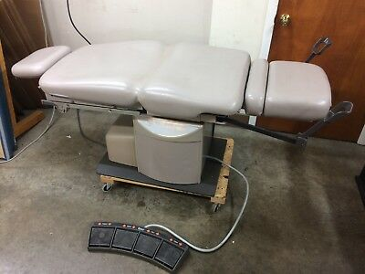 Ritter Evolution 75 power exam table.  Good condition, guaranteed.