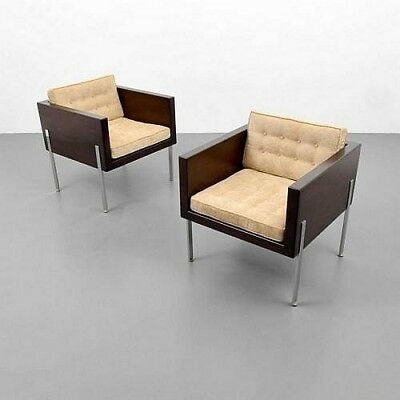 Pair of Harvey Probber Lounge Chairs Lot 45