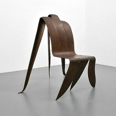Sculptural Chair, Manner of Vivian Beer, Signed Edition Lot 109