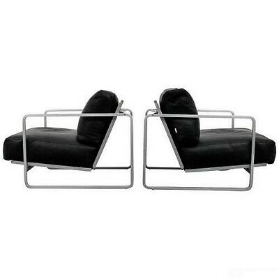 Pair of Haberli & Marchand Lounge Chairs Lot 128