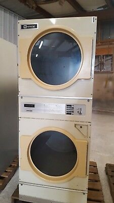1 - Maytag Double Stack Electric Commercial Dryer 30lb