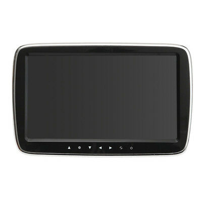 9 Inch Car MP5 Player Digital LCD Screen Touch Button Head Rest Monitor with