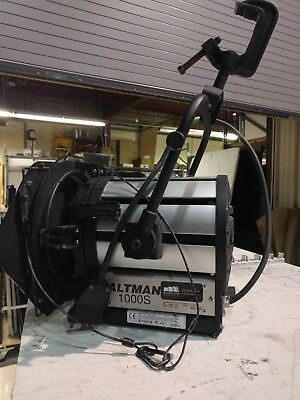 Altman 1000S Tungsten Fresnel Light