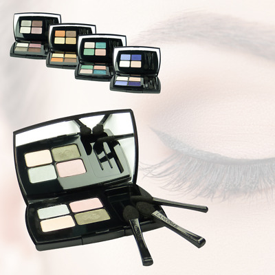 Lancome Ombre Absolue Palette  Lid Schatten - Augen Make up - Kosmetik - 4x0,7g