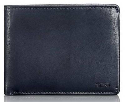 Italian Mini thin Men/' wallet Ernesto in soft calf-skin leather PF112 MARRON