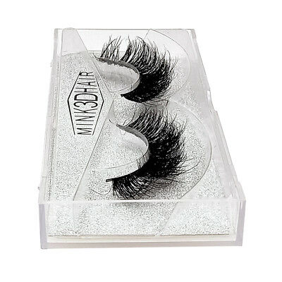 Conception Douce 3D Real Vison Faux Cils Croix Messy Long Eye Lashes 1 Paire Hot