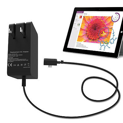 OEM for Microsoft Surface 3 AC Adapter Charger 13W 5.2V 2.5A 1623