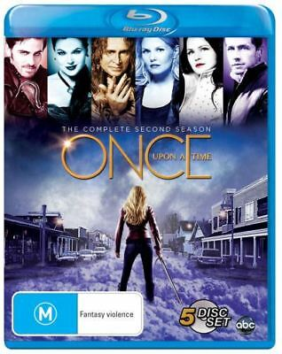 Once Upon A Time Season 2 Bluray Region Free ABC New