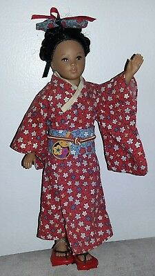 Unimax Dolls Of The Nations Japanese Japan Vintage 1995