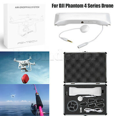PGYTECH Air-Dropping System Air Parabolic Dropper for DJI Phantom 4 Pro P4P P4A+