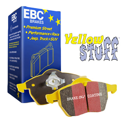Pastillas de Freno traseras EBC Yellowstuff BMW 3 Series (E46) 328 (2.8) 98-2000