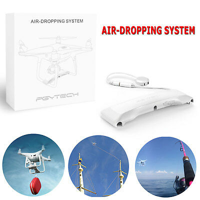PGYTECH Air-Dropping System Accessories for DJI Phantom 4/Pro/Pro+ Air Parabolic