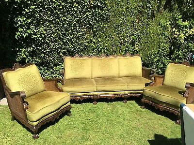 1930s Bergere Suite