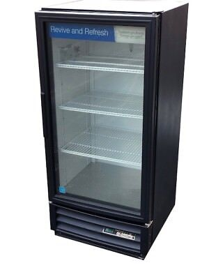 True GDM-10 10 cu. ft. Commercial Refrigerator with LED glass door