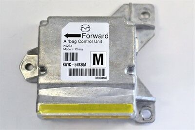 Airbag Module Crash Data Reset Service For Mazda cx5 airbag ecu KA1C 57K30