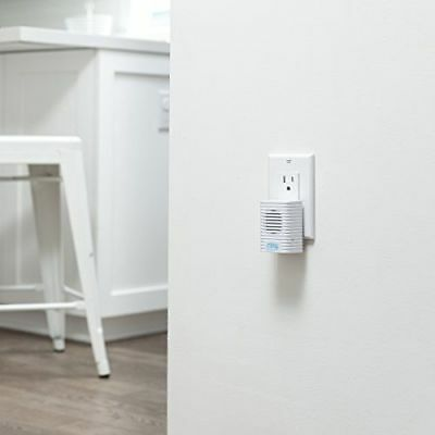 Ring 8AC3S5-0EU0 Chime - Wi-FiEnabled Indoor Chime for Video White Doorbell