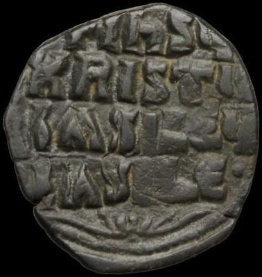 Anonymous AE Follis, Class A, Jesus Christ King of Kings, 27mm, 8.97g