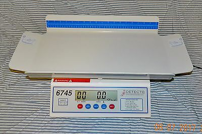 Cardinal Detecto Model 6745 Infant Scale
