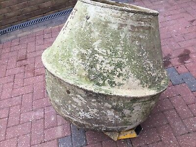winget 100t cement mixer drum and wheels
