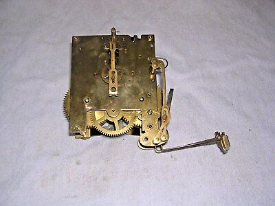 Clock  Parts , Clock Movement  , Spares  Or  Repair