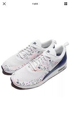 NEW NIKE WOMENS Air Max Thea Run Running Shoes 599409 020