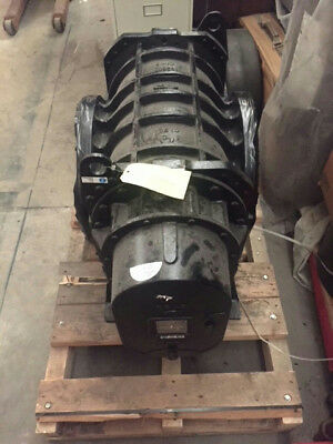 "Howden Roots 824 RCSV 18"" Black Rotary Lobe PD Blower 7192911BBLK *Free Shipping"