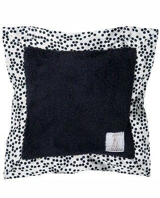 Little Giraffe Extra Soft, Stylish  Chenille Confetti Pillow Denim