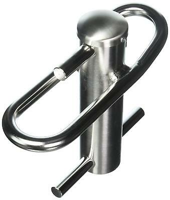 NOTCH Large Portawrap Stainless Steel Rope Friction Device  - POWLSS