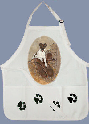 Fox Terrier Smooth Apron