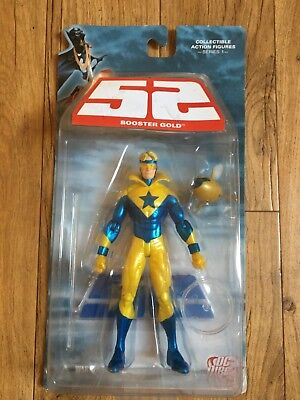 DC Direct 52 series 1 Booster Gold figure NEW