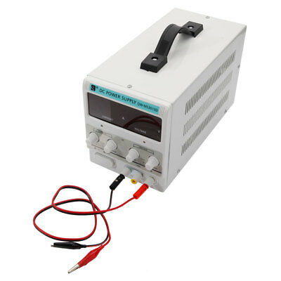 Variable Linear Adjustable Lab DC Bench Power Supply 0-30V 0-10A
