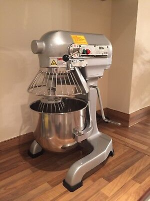 Buffalo Heavy Duty Mixer 10 Litre GL190 - Commercial Kitchen Catering Equipment