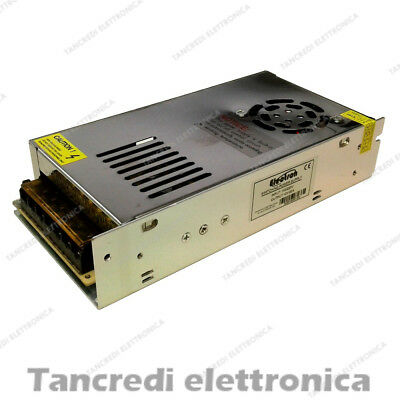Dc 12V 20A Trasformatore Alimentatore Stabilizzato Switching Power Supply 240W