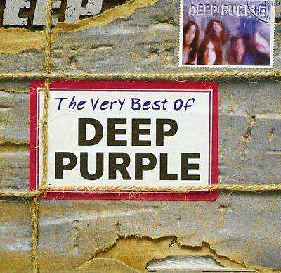 Deep Purple The Very Best Of Remastered Cd New