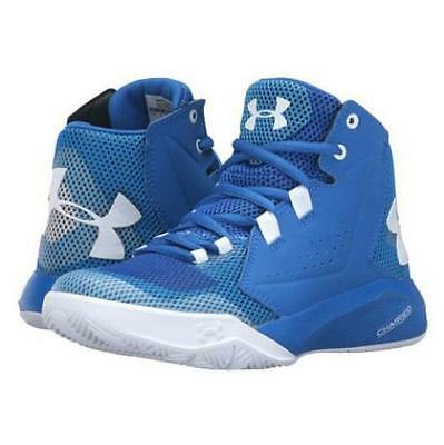93de09cf64e1 NEW Under Armour Torch Fade Mid Rise Boys  Basketball Shoes Kids Sneakers   59.99