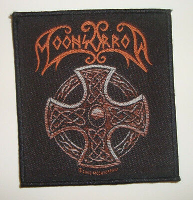 MOONSORROW - WOVEN PATCH Bathory Finntroll Ensiferum Amon Amarth Korpiklaani